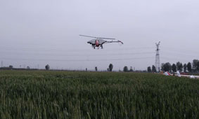 Quanfeng Agricultural Drone on Different Crops